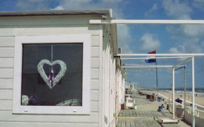 Along the Dutch coastline